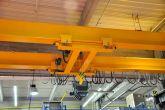 Speciální jeřáb Adamec Crane Systems pro Denso Manufacturing Liberec