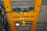 Zakázka pro výrobce automobilových klimatizací Adamec Crane Systems pro Denso Manufacturing Liberec