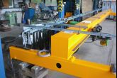 Jeřáb ACS 5t/11 m Adamec Crane Systems pro SVOS, Přelouč