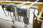 Mostový jeřáb ACS Adamec Crane Systems pro SVOS, Přelouč