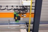 Jeřáb ACS 1t/11,95 m Adamec Crane Systems pro Zoeller Systems