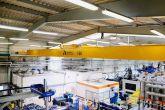 Osmikolový jeřáb nosnost 16 t Adamec Crane Systems pro Eugen Wexler