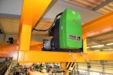 Speciální jeřáb Adamec Crane Systems pro Eugen Wexler