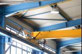 Zhotovení a instalace dvou jeřábů firmou Adamec Crane Systems pro Niob, Hluk
