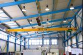 Jeřáb ACS 6,3t Adamec Crane Systems pro Niob, Hluk