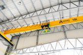 Jeřáb ACS 2x 5t/23,2 m Adamec Crane Systems pro Edscha, Jindřichův Hradec
