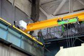 Jeřáby ACS 3,2t/16,5 m Adamec Crane Systems pro Kovofiniš, Ledeč nad Sázavou