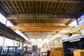 Dvounosníkový jeřáb ACS 3,2t/16,8 m Adamec Crane Systems pro Řetězy, Vamberk