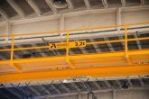Dvounosníkový jeřáb Adamec Crane Systems pro Řetězy, Vamberk