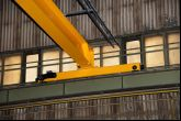 Jeřáb ACS nosnosti 5t vyrobený Adamec Crane Systems pro M-Strojírny, Brněnec