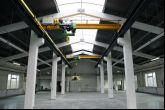 Dva nové jeřáby Adamec Crane Systems pro Mepac, Třinec