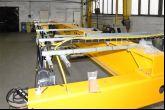 Jeřáb ACS 12,5t/7,92m Ex Adamec Crane Systems pro ČKD DIZ, Tunisko