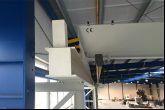 Jeřáb ACS 8t/22,11m Adamec Crane Systems pro TGS, Mýto u Rokycan