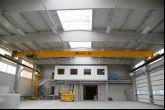 Zakázka zhotovená firmou Adamec Crane Systems pro Dagros z Kostomlaty