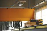 Jeřáb ACS Adamec Crane Systems pro Dagros z Kostomlaty