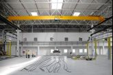 Jeřáb ACS 6,3t/22,9 m Adamec Crane Systems pro DEMOAUTOPLAST, Jirny