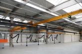 Sloupový jeřáb Adamec Crane Systems pro Denios, Strakonice