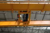 Dvounosníkový jeřáb Adamec Crane Systems pro Constellium Děčín