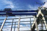 Dvounosníký mostový jeřábu Adamec Crane Systems pro H.A.N.S. Prefa, a.s, Lysá nad Labem