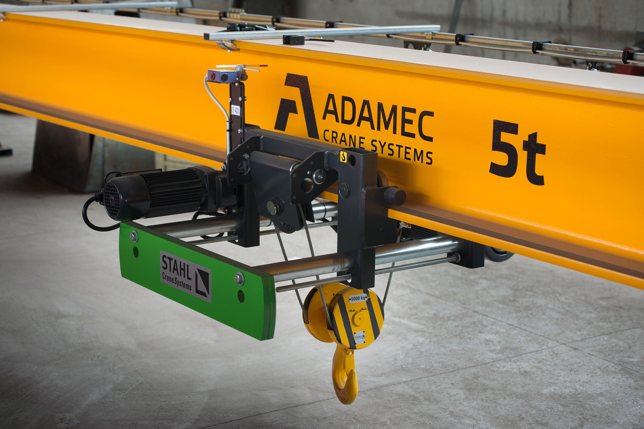 Crane Systems Adamec